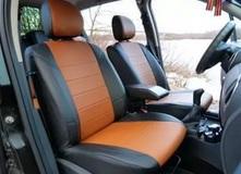 установка чехлов на сиденья автомобиля